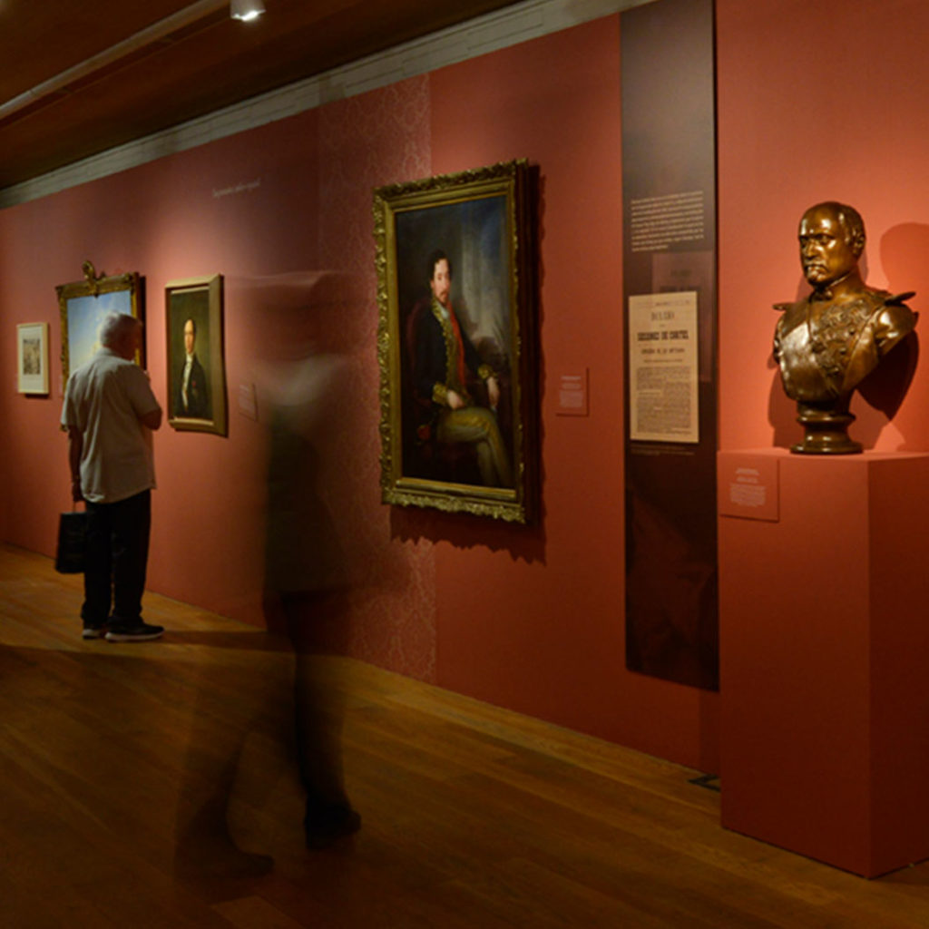 Donoso Cortés Exhibit